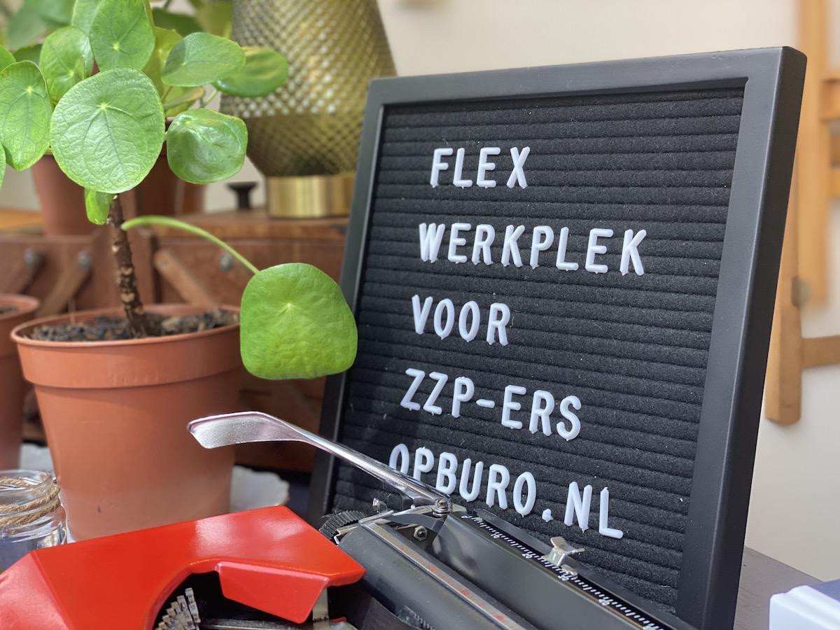 Flexwerkplek IJsselstein Op Buro